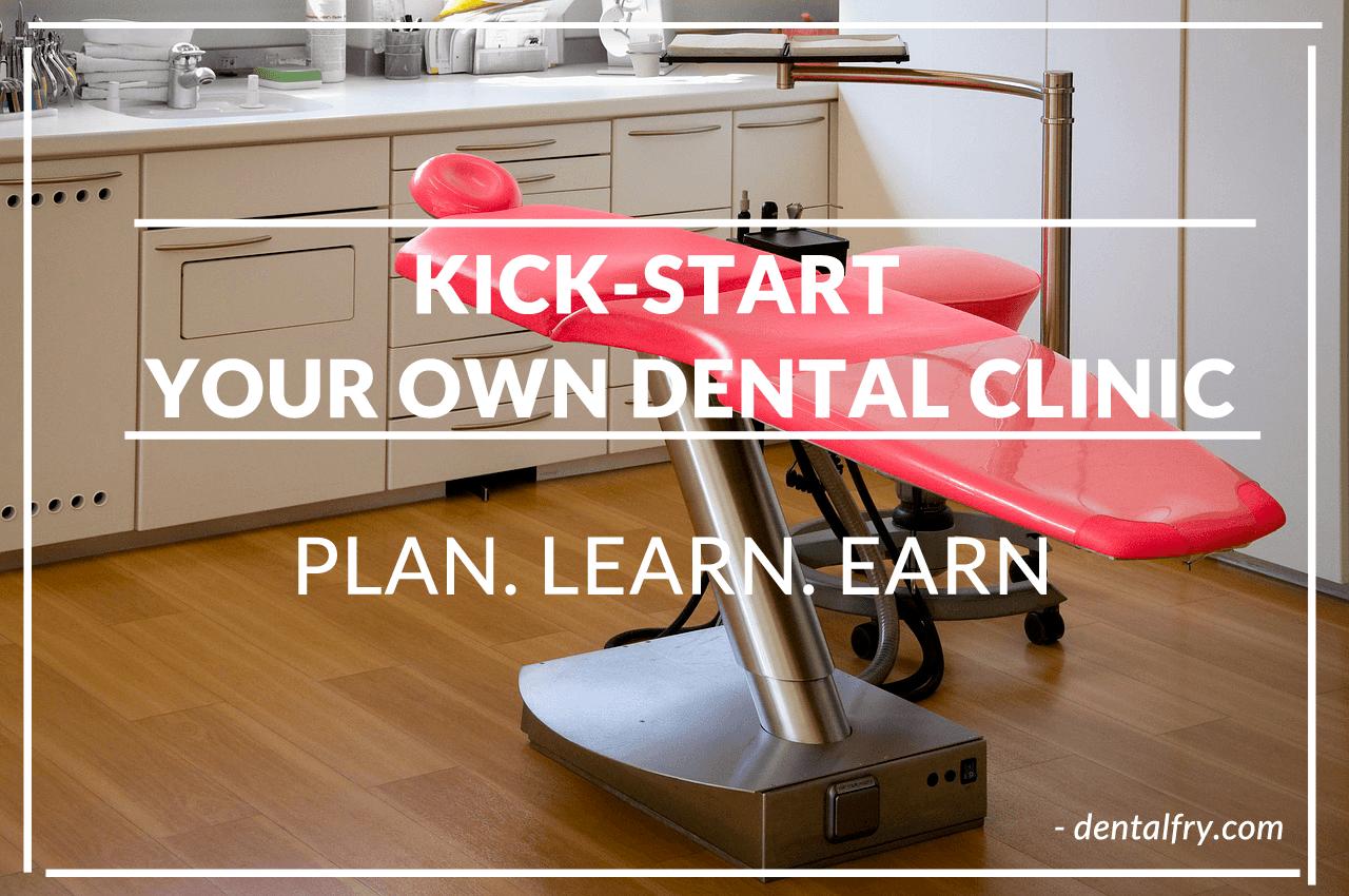Start a Dental Clinic after BDS